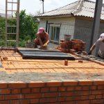 etape constructie cuptor paine