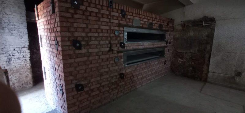 Service / Reparatii cuptoare traditionale panificatie Dampf din caramida